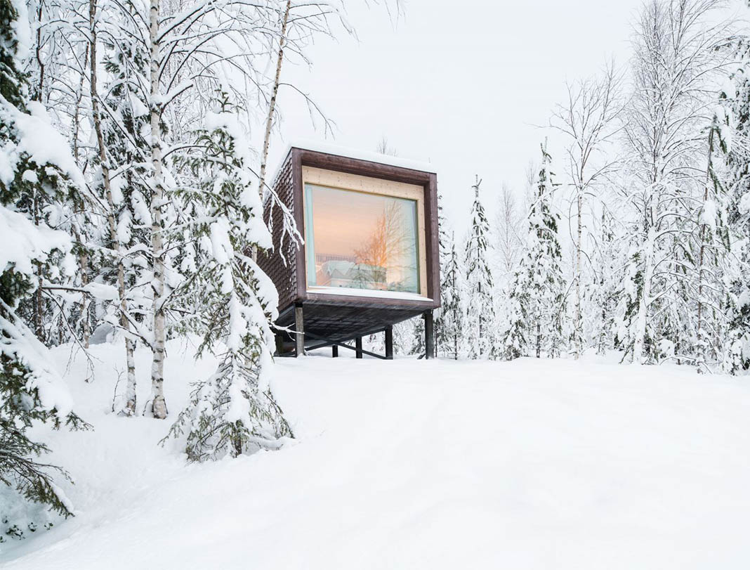 Artic TreeHouse Hotel, Finland