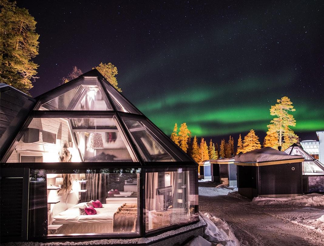 finland, travel, snow, winter