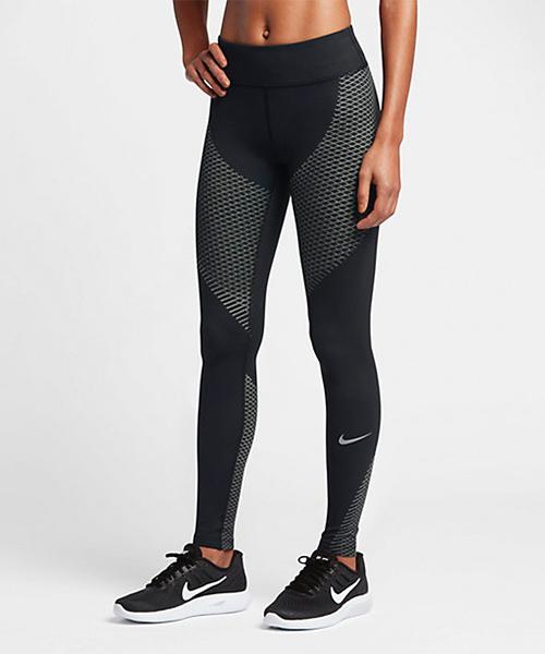 Nike Zonal Tights, wardrobe, black tights, running tights