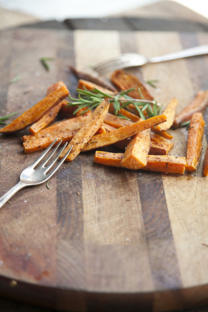 sweet potato chips, nutritionist