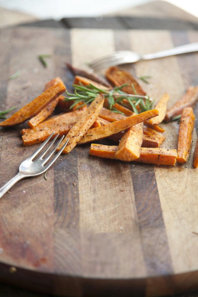sweet potato chips, nutritionist