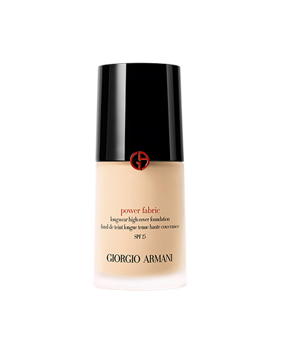 Giorgio Armani Power Fabric Longer Foundation, makeup, new beauty products, March