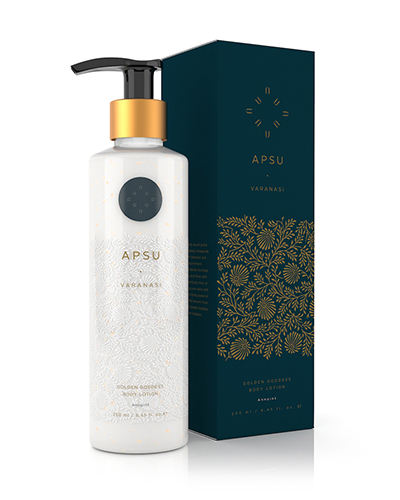 APSU Golden Goddess Body Lotion, new beauty products, March