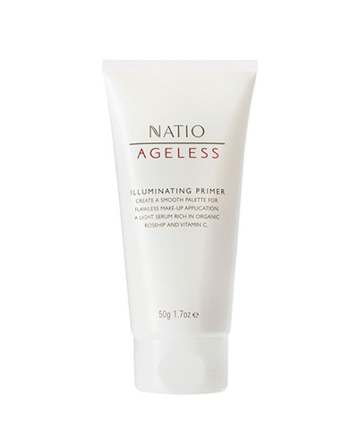 Natio Ageless Illuminating Primer, March, new beauty products