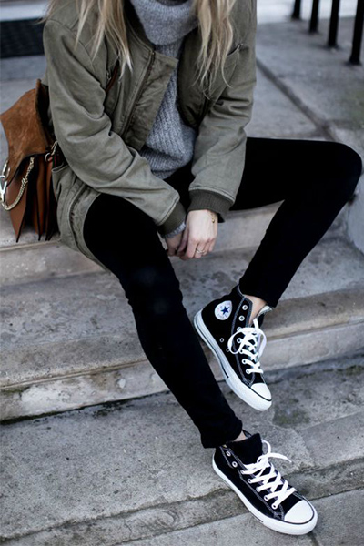 converse, chuck taylor, high-tops, sneakers