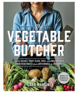 The Vegetable Butcher, cookbook