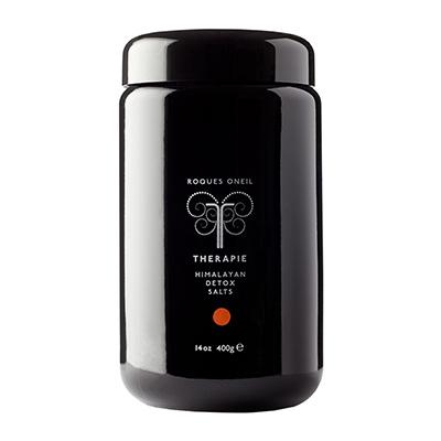 Therapie Roques O'Neil Himalayan Detox Salts, crystal healing, beauty