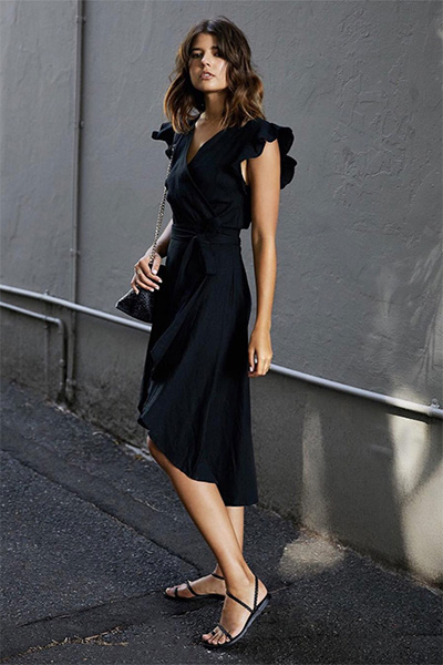steele, summer dresses, fashion, style