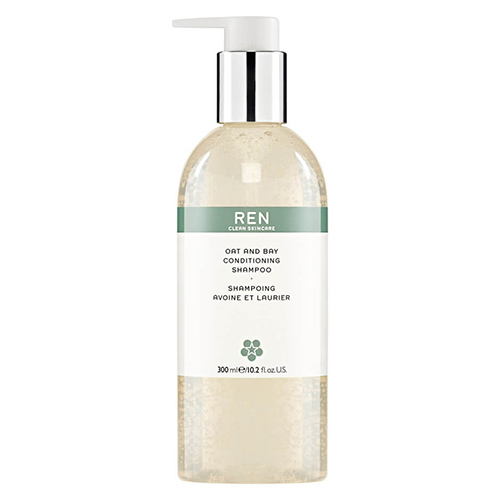 Ren Oat and Bay Conditioning Shampoo, gluten-free beauty products