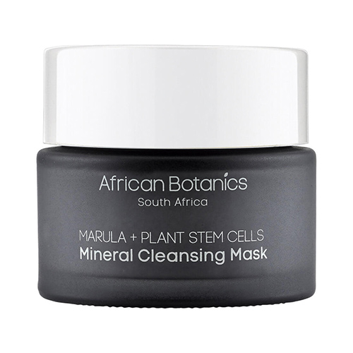 African Botanics Marula Mineral Cleansing Mask, gluten-free beauty products