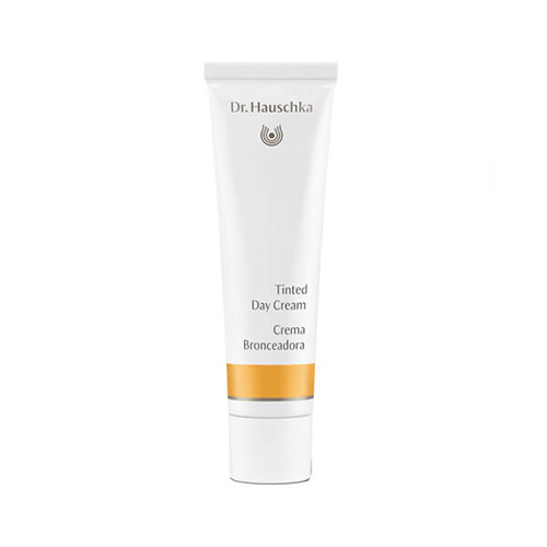Dr. Hauschka Tinted Day Cream, gluten-free beauty products
