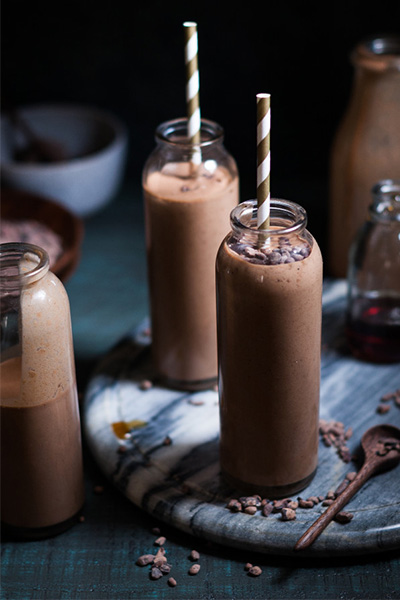 smoothie recipes, dairy-free, vegan, healthy