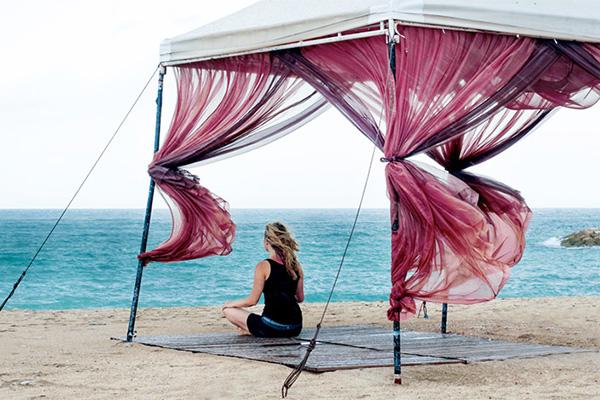 Yoga works Retreats, yoga retreats, travel
