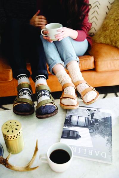 teva, teva with socks, birkenstocks with socks, stocks with socks,
