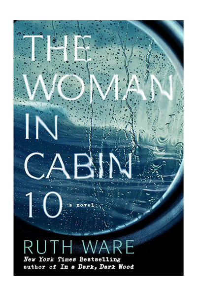 thrillers, Gone Girl, The Woman in Cabin 10, books, novels