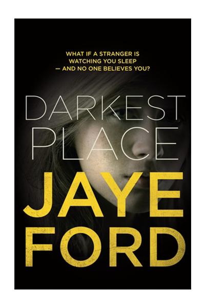 Darkest Place, books, novels, thrillers