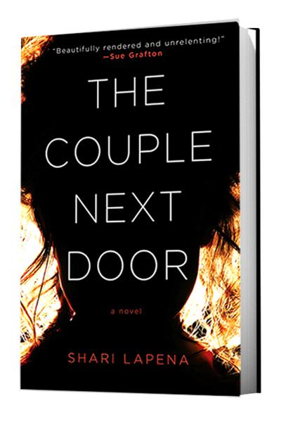 The Couple Next Door, novels, books, thrillers