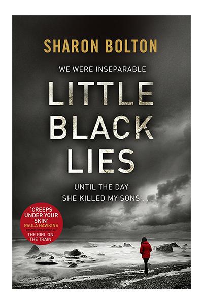 Little Black Lies, novels, books, thrillers