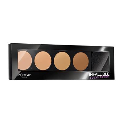 L'Oréal Paris Infallible Total Cover Concealing and Contour Kit
