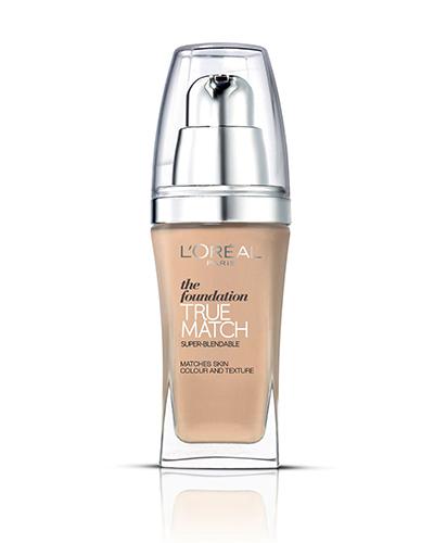 L'Oréal Paris True Match Foundation, dry skin, foundations