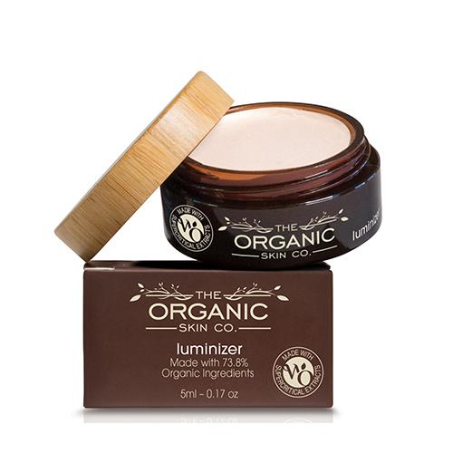 The Organic Skin Co, highlighters, illuminator ,beauty, makeup