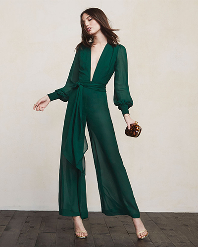 Reformation, jumpsuits, fashion, style
