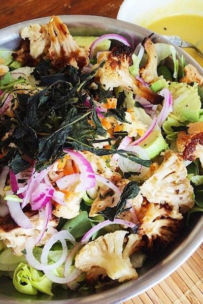 jessica sepel, detox salad, healthy lunch, jshealth
