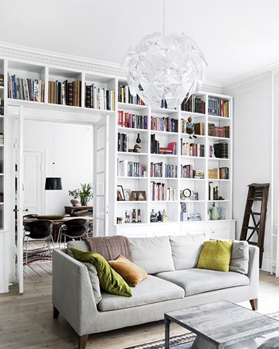 shelf, interior, lifestyle, bookshelf