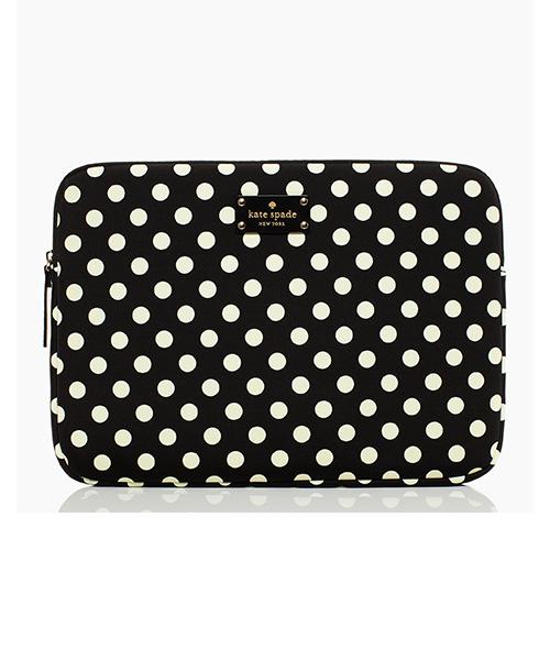 Kate Spade Laptop Case, tech accessories