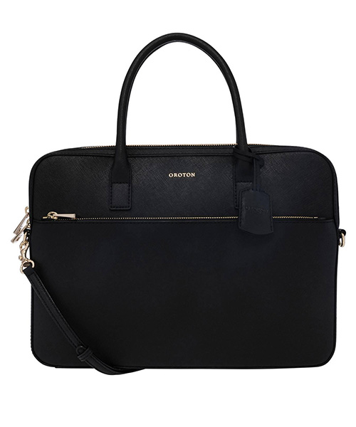 Oroton, tech accessories, laptop bag, tote