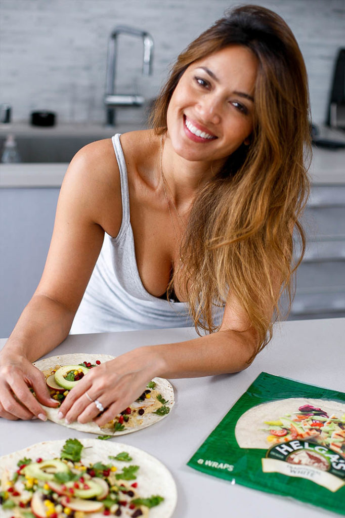 Bianca Cheah diet