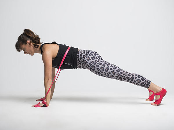 Renae Scott Balanced Moves Barre Exercises