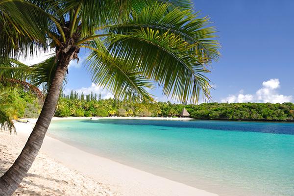 New Caledonia, beach, travel, lifestyle