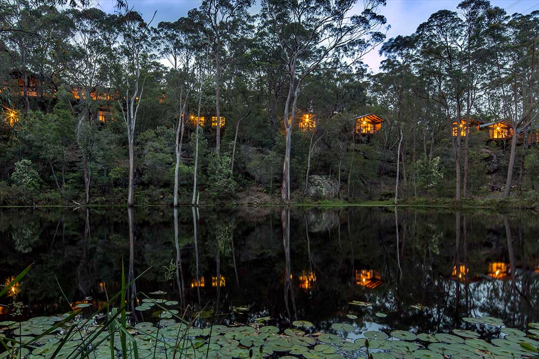 Billabong Retreat, Sydney,