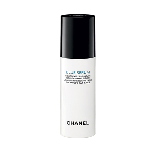 Chanel Blue Serum, beauty products