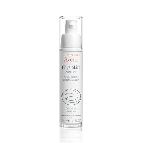 Avène's PhysioLift Smoothing Day Cream. beauty products