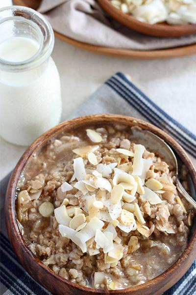 oats, food, breakfast, sleep