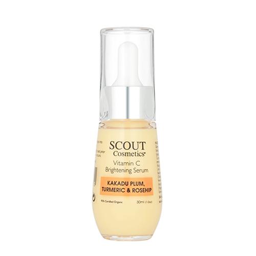 Scout Cosmetics, serums, beauty, skin