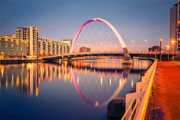 Glasgow, travel, vegetarian, food, wellness, holiday