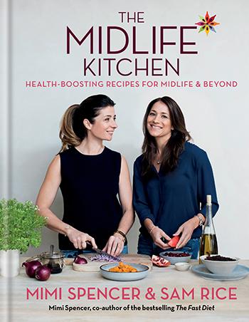 The Midlife Kitchen Cookbook