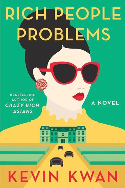 Rich People Problems, books, reading, holiday
