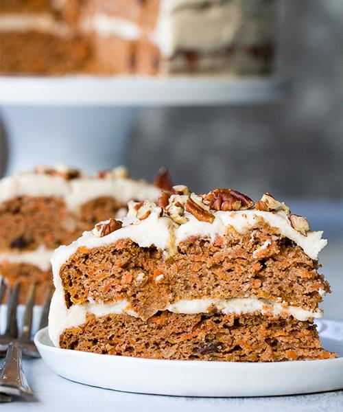 Paleo Carrot Cake, dessert, recipes