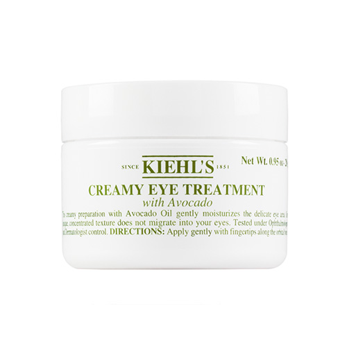 Kiehl's Creamy Eye Treatment, eye creams, beauty, skincare