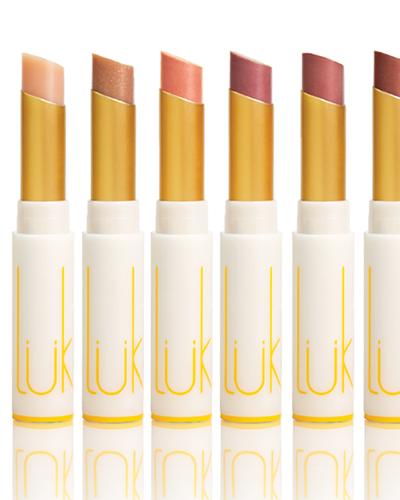 Lük Beautifood, lipsticks, natural beauty