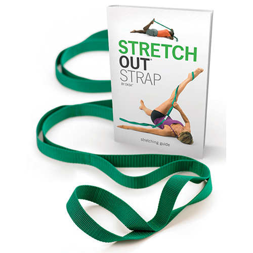 Stretch Strap, recovery, workout, fitness
