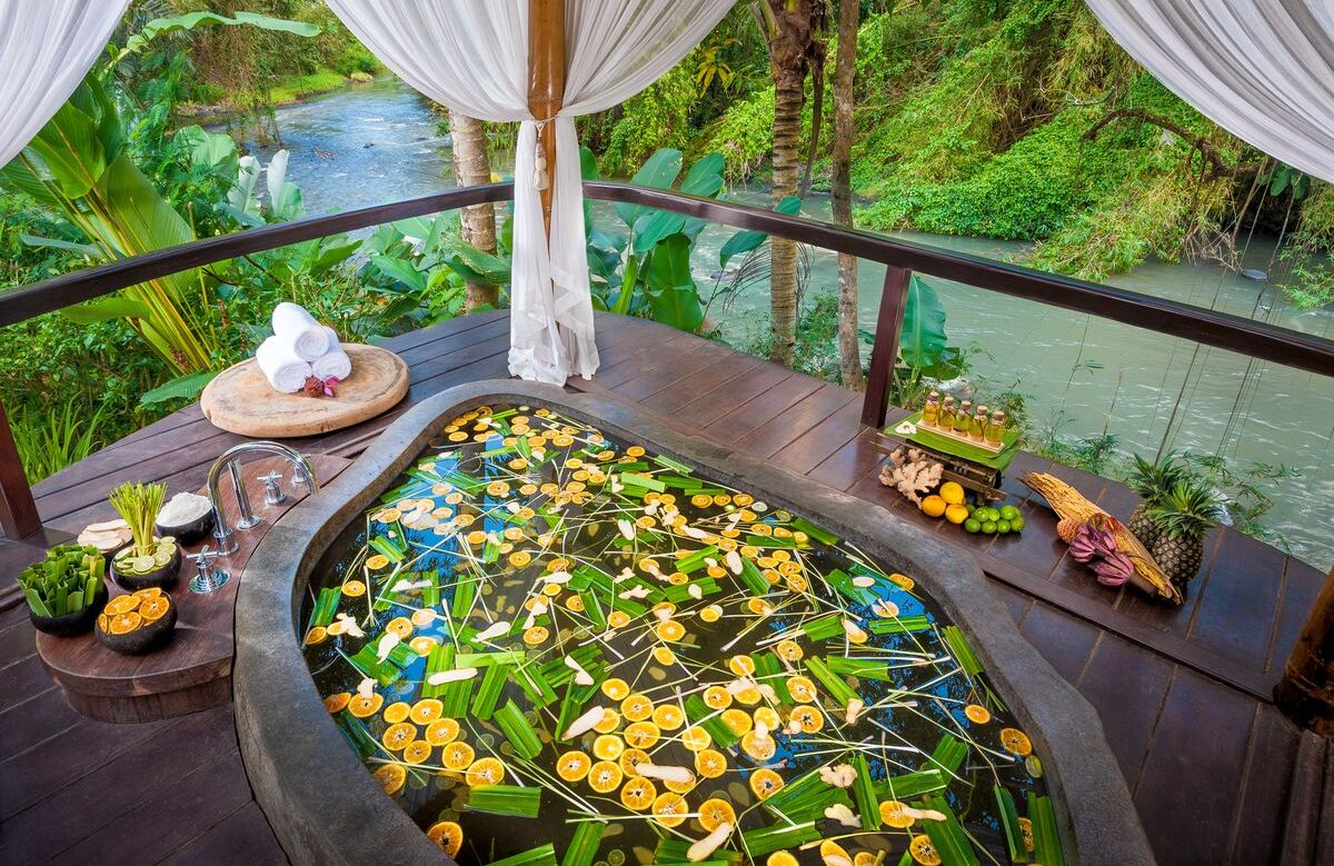 This May Be The Most Insta-Worthy Wellness Retreat In Bali
