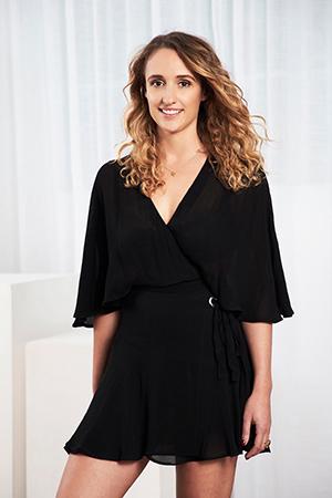 Katia Santilli Co-founder of Nimble Activewear