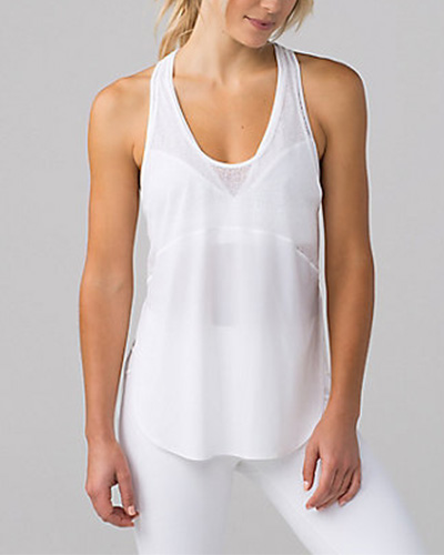 Lululemon, flattering, affordable activewear