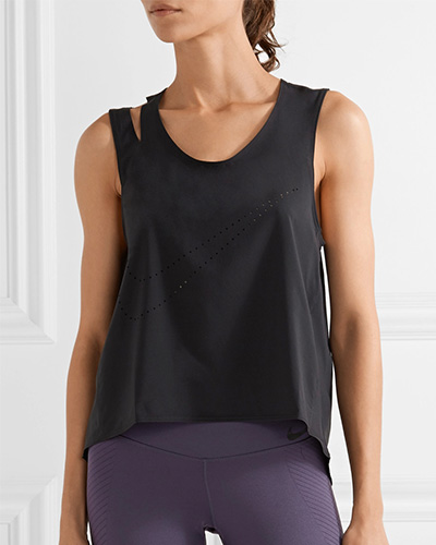 Nike Tank, flattering activewear, affordable, fashion, style