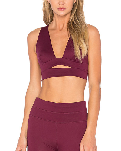 Free People, sports bra, flattering activewear, fashion, style